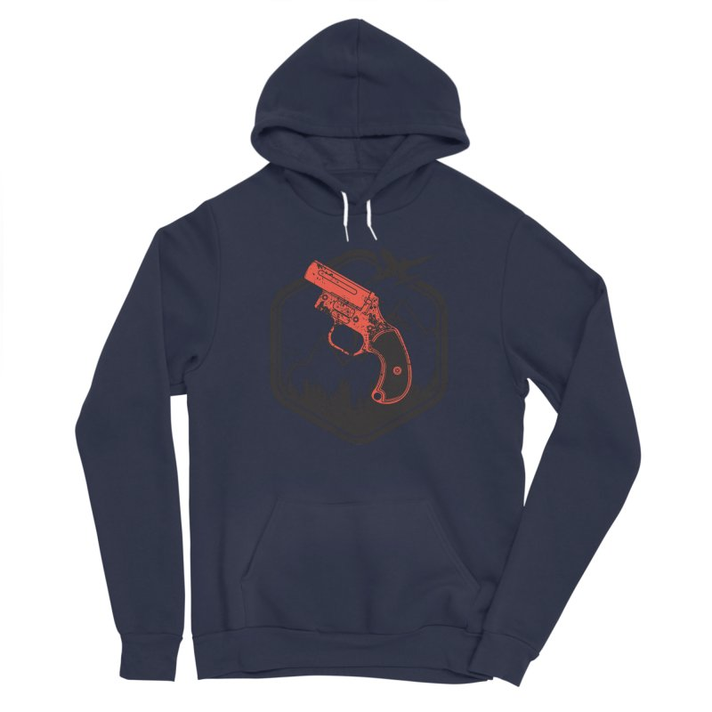 flare gun unknown Women's Sponge Fleece Pullover Hoody by hd's Artist Shop