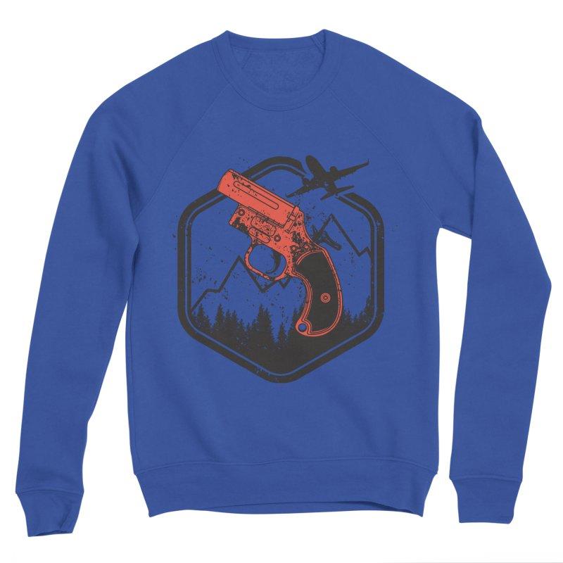 flare gun unknown Men's Sweatshirt by hd's Artist Shop