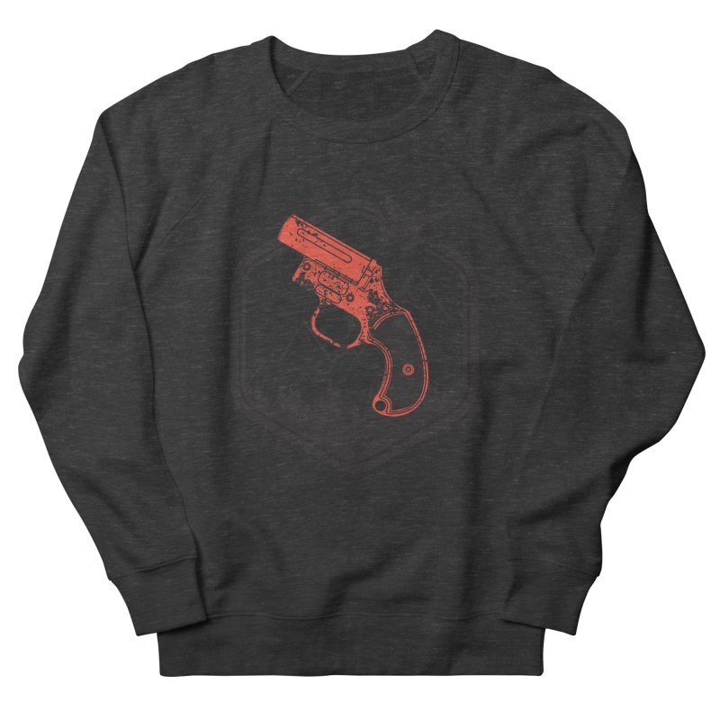 flare gun unknown Women's French Terry Sweatshirt by hd's Artist Shop