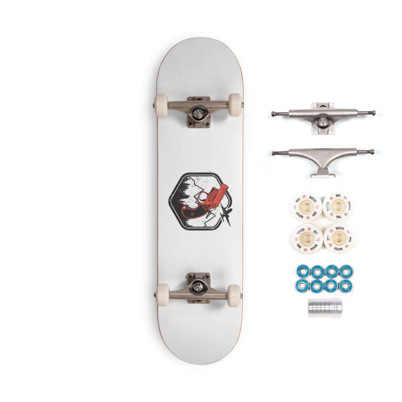 flare gun unknown Accessories Complete - Premium Skateboard by hd's Artist Shop