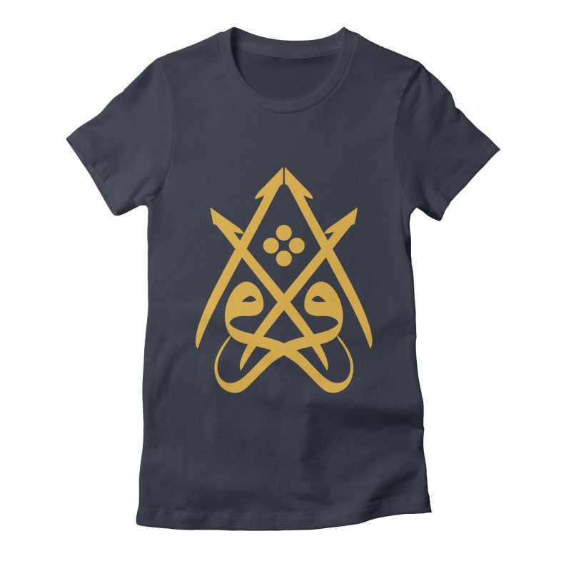 Read or Iqra Women's Fitted T-Shirt by hd's Artist Shop