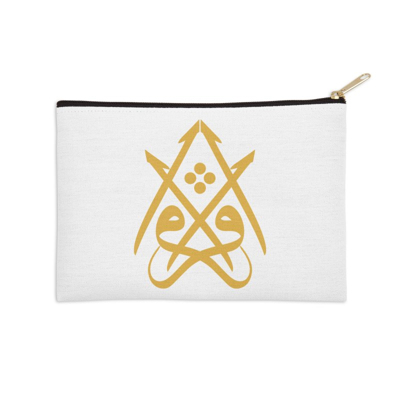 Read or Iqra Accessories Zip Pouch by hd's Artist Shop
