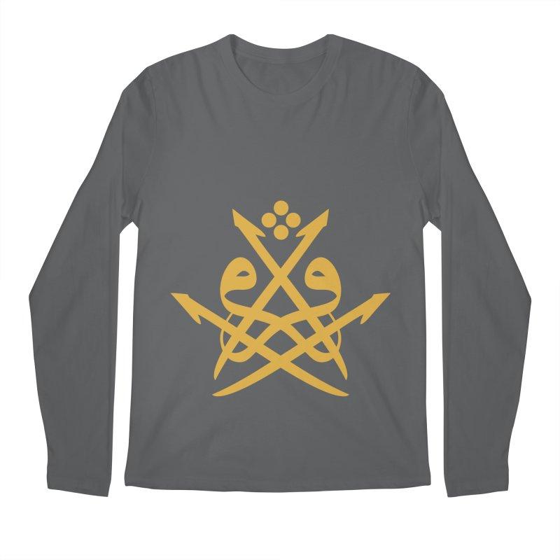 Read or Iqra Style 2 Men's Longsleeve T-Shirt by hd's Artist Shop