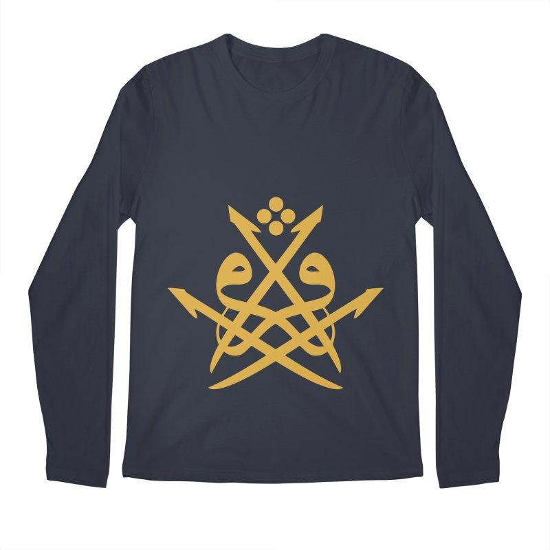 Read or Iqra Style 2 Men's Regular Longsleeve T-Shirt by hd's Artist Shop