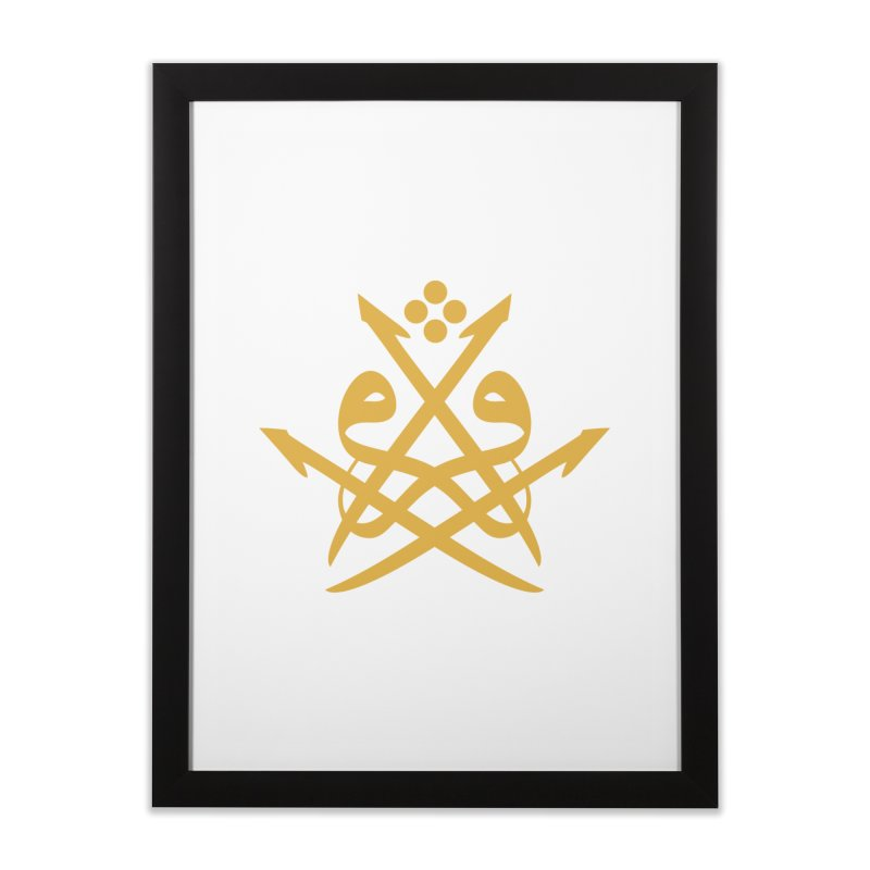 Read or Iqra Style 2 Home Framed Fine Art Print by hd's Artist Shop