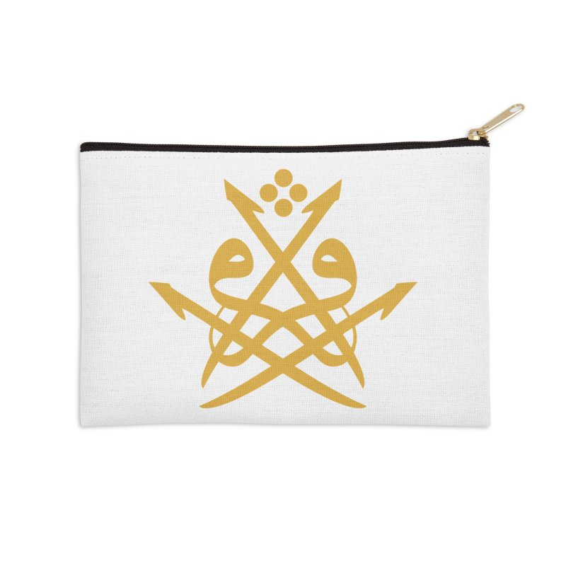 Read or Iqra Style 2 Accessories Zip Pouch by hd's Artist Shop