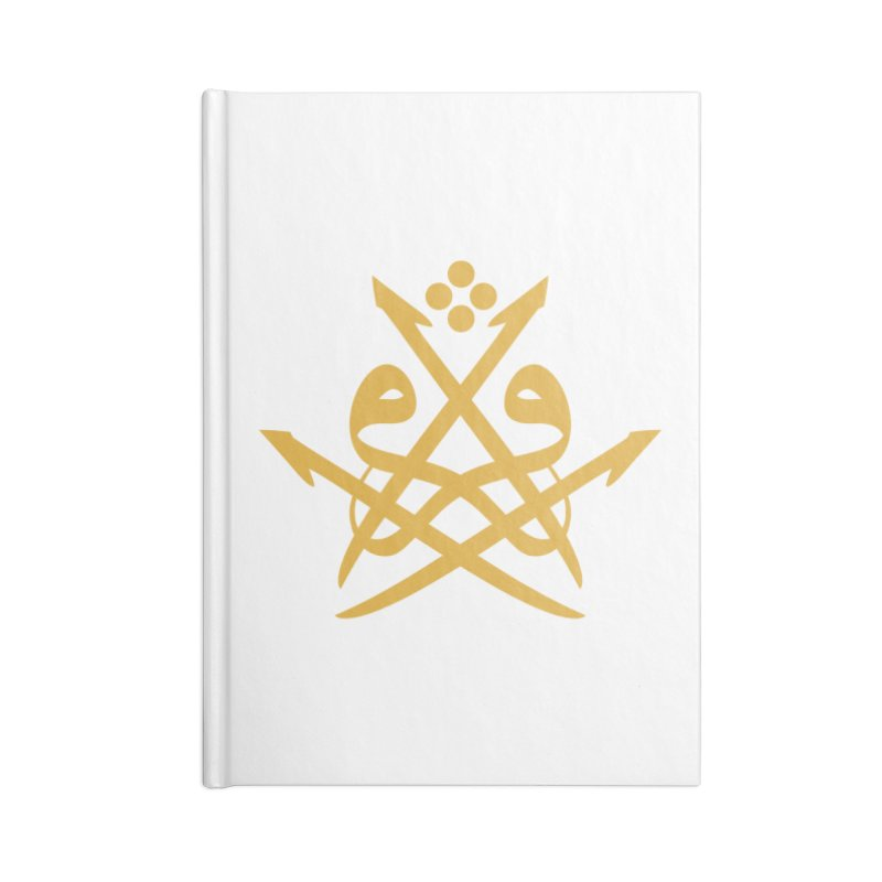 Read or Iqra Style 2 Accessories Notebook by hd's Artist Shop