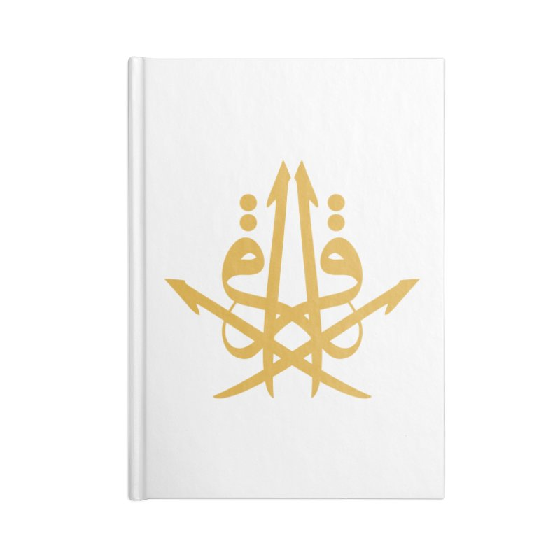Read or Iqra style 3 Accessories Notebook by hd's Artist Shop