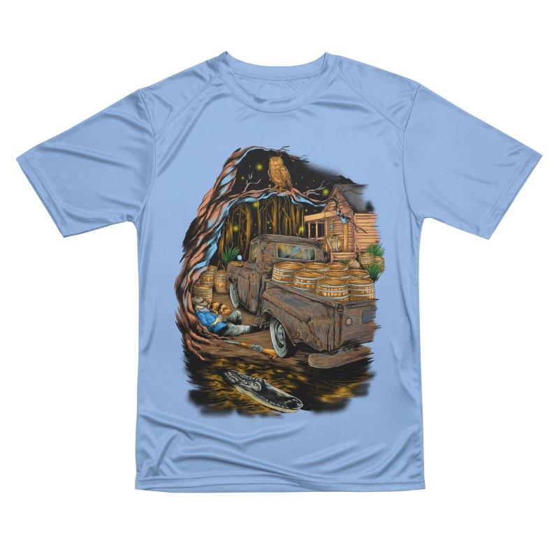 night after night Men's T-Shirt by hd's Artist Shop