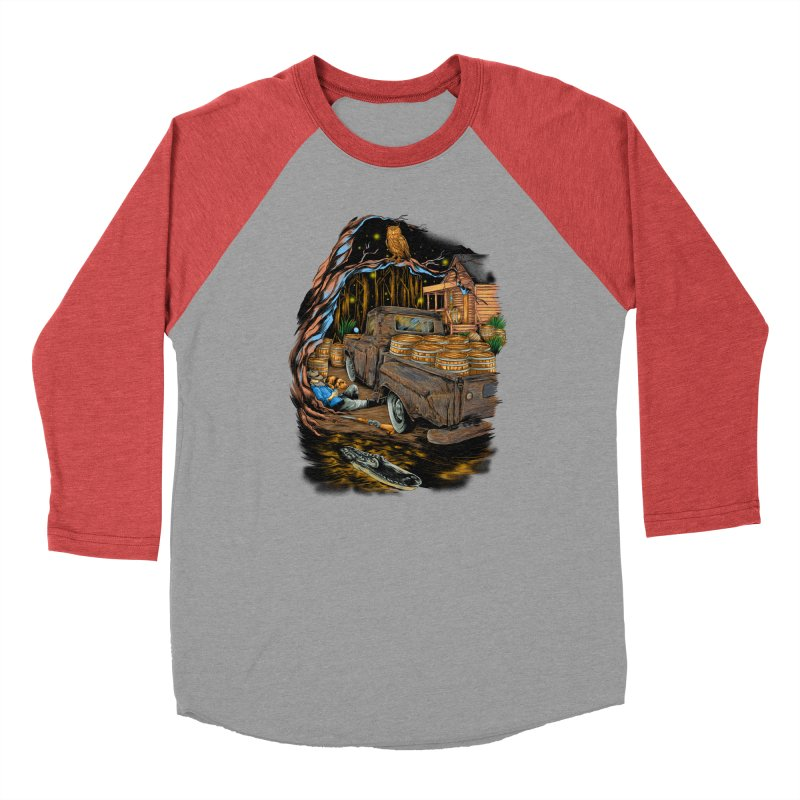 night after night Men's Longsleeve T-Shirt by hd's Artist Shop