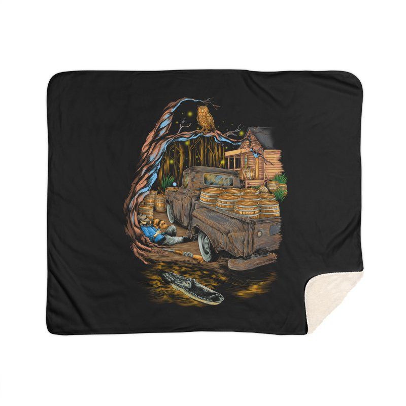 night after night Home Blanket by hd's Artist Shop
