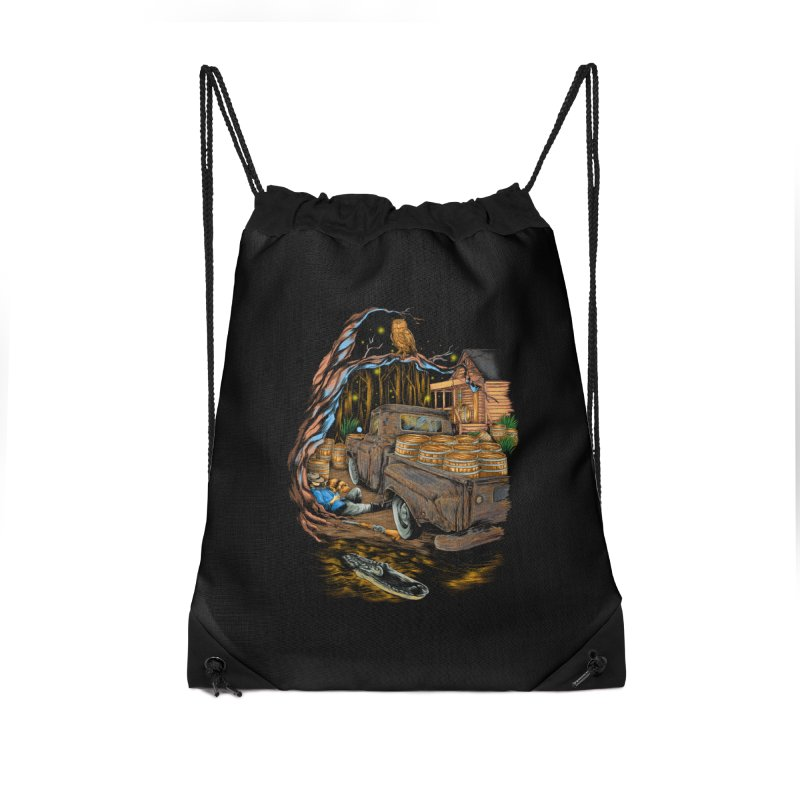 night after night Accessories Bag by hd's Artist Shop