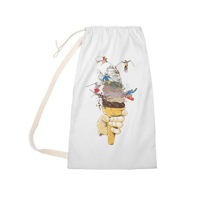 ice cream skate Accessories Bag by hd's Artist Shop