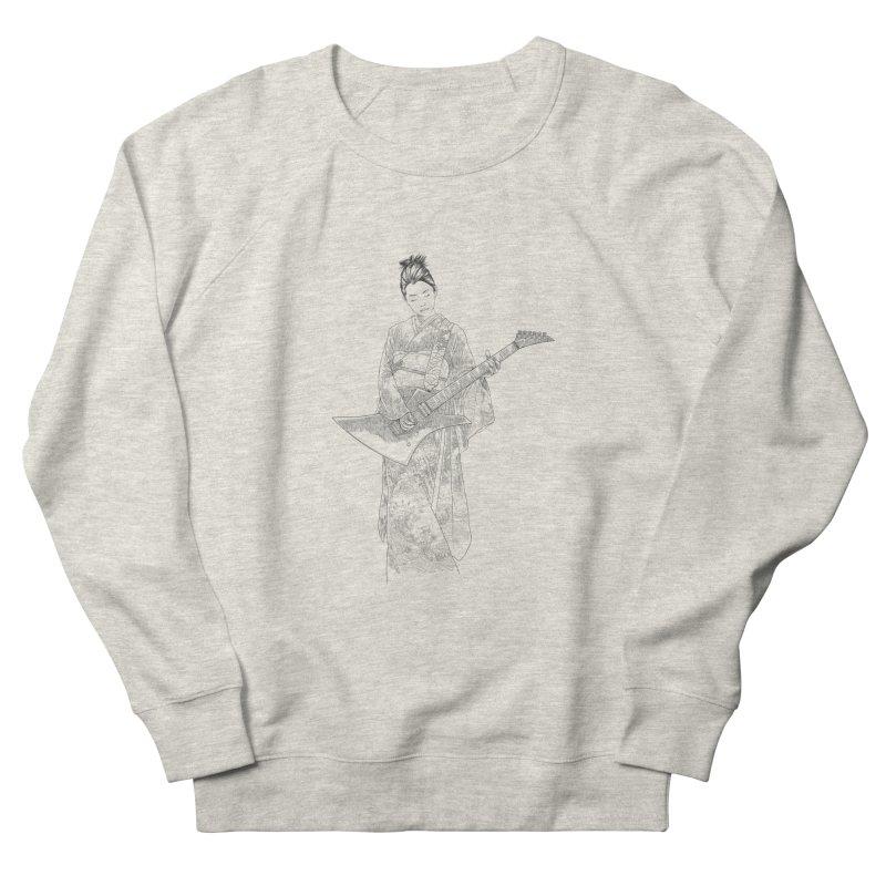 japanese rockstar Men's Sweatshirt by hd's Artist Shop