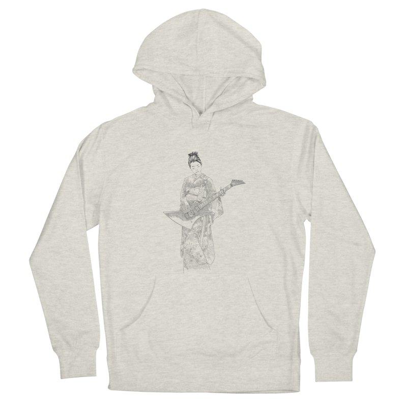 japanese rockstar Men's Pullover Hoody by hd's Artist Shop