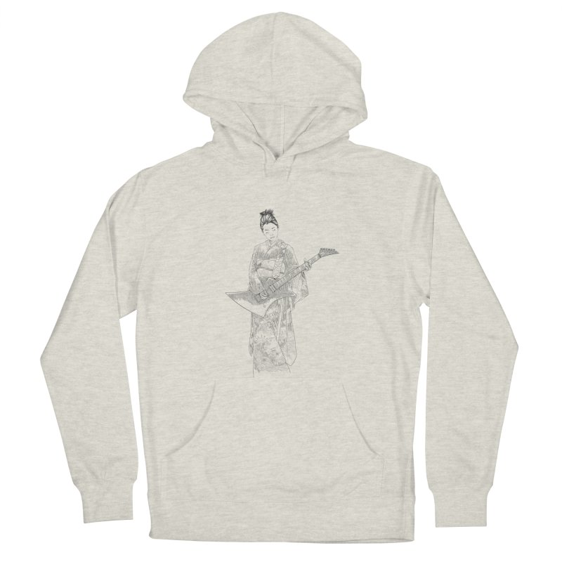 japanese rockstar Women's Pullover Hoody by hd's Artist Shop