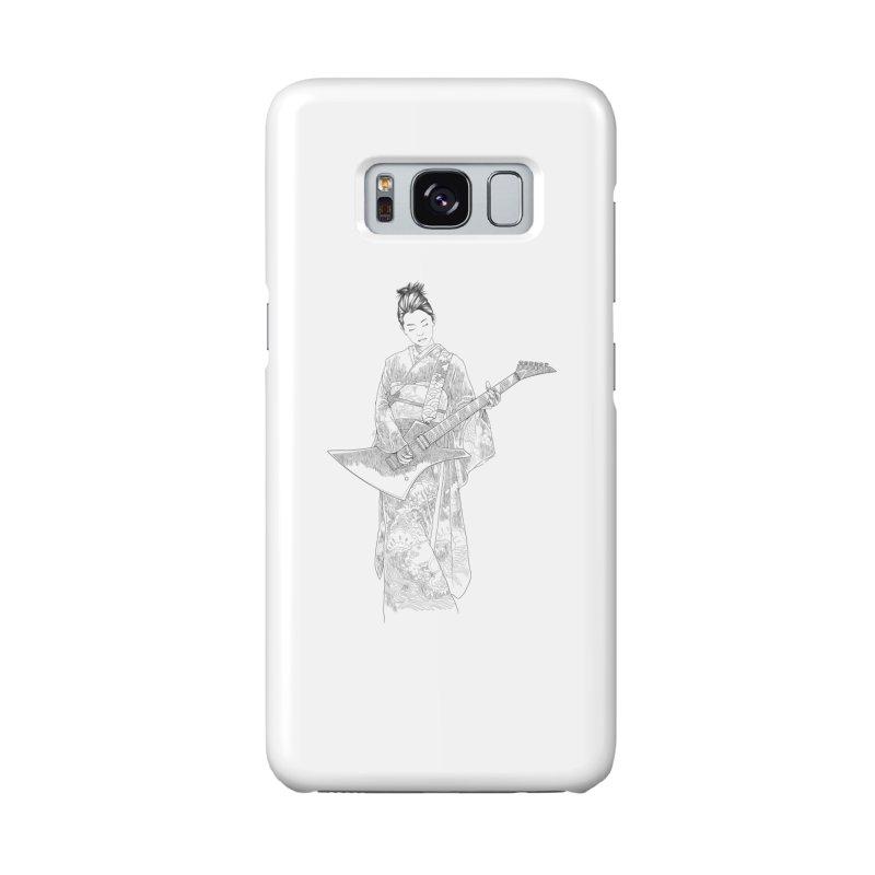 japanese rockstar Accessories Phone Case by hd's Artist Shop