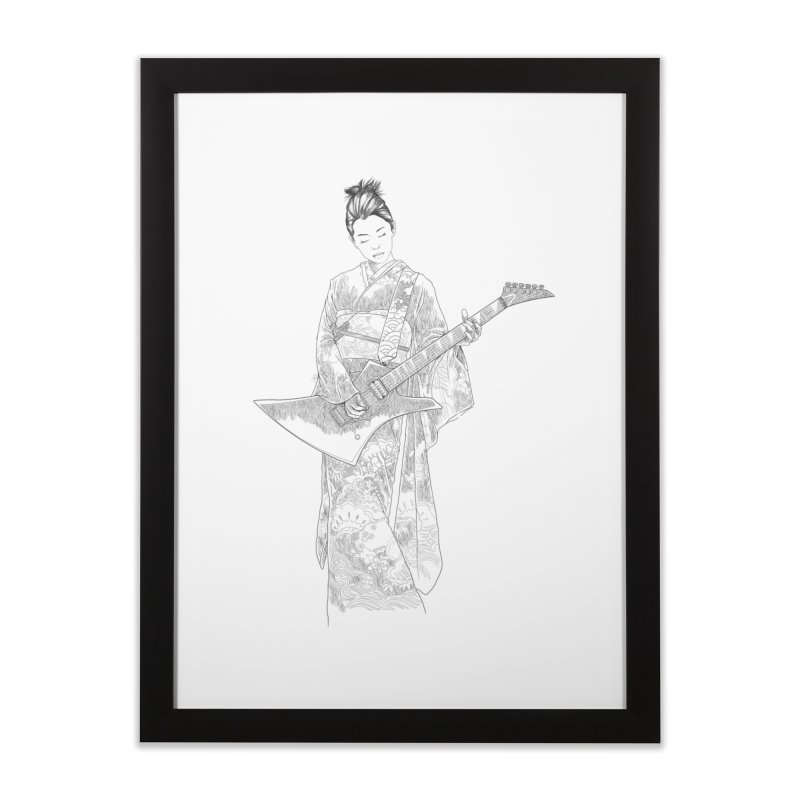 japanese rockstar   by hd's Artist Shop