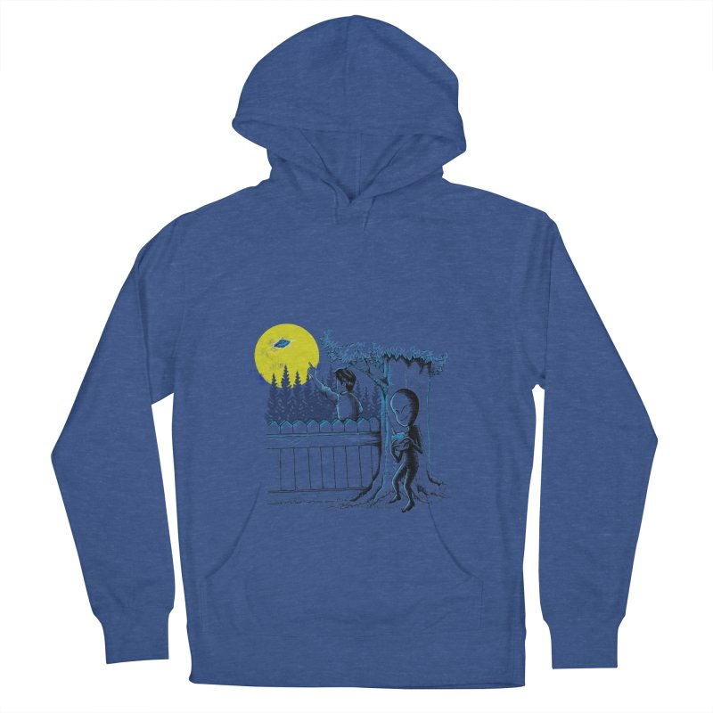 alien toy Women's Pullover Hoody by hd's Artist Shop