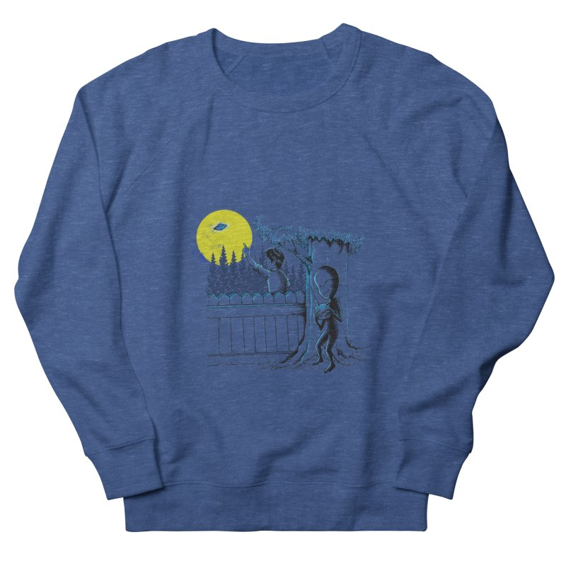 alien toy Men's Sweatshirt by hd's Artist Shop