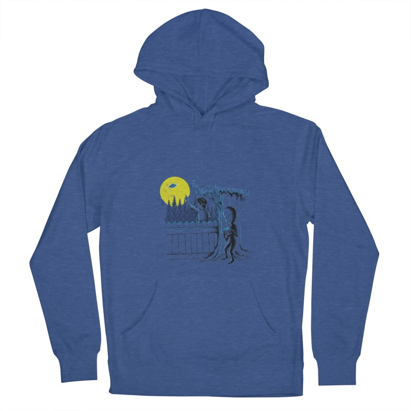 alien toy Men's French Terry Pullover Hoody by hd's Artist Shop