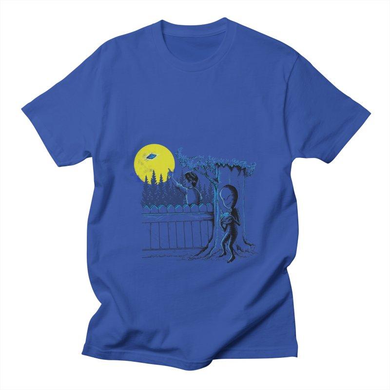 alien toy Women's Unisex T-Shirt by hd's Artist Shop