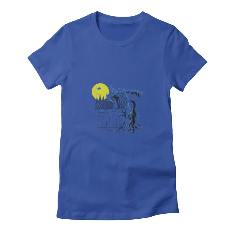 alien toy Women's T-Shirt by hd's Artist Shop