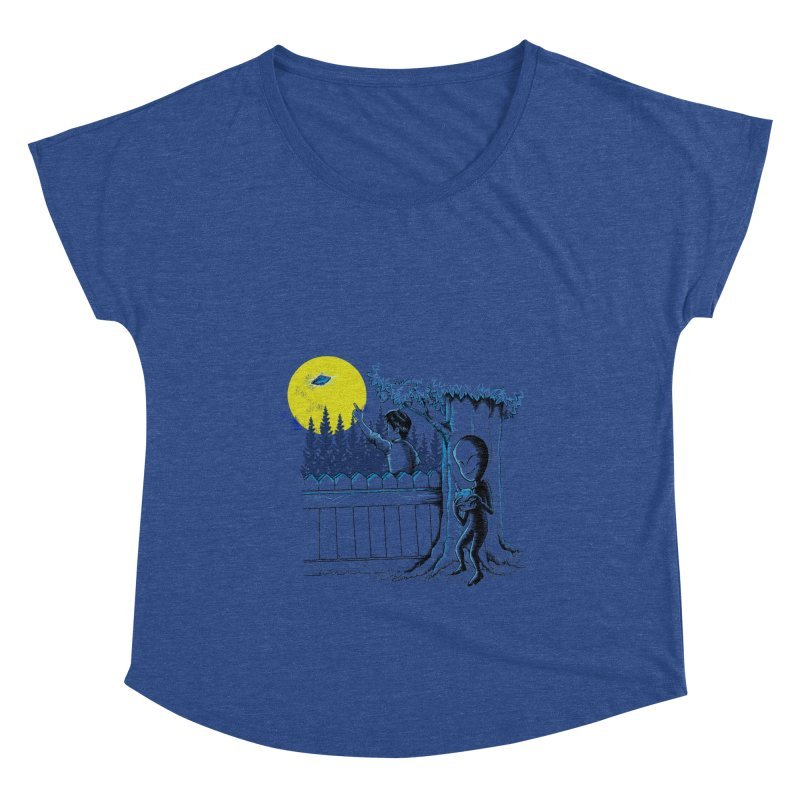 alien toy Women's Scoop Neck by hd's Artist Shop