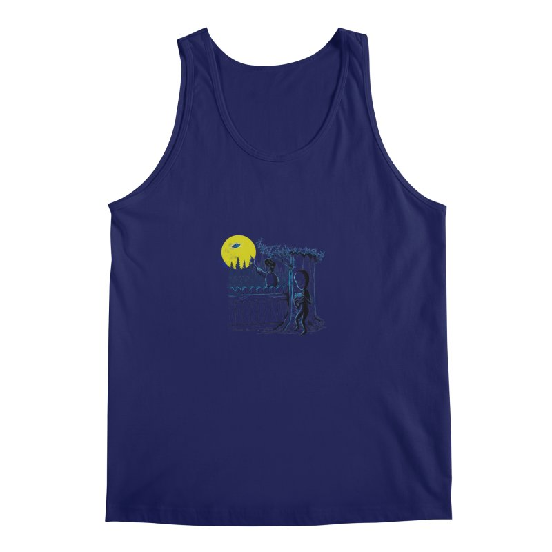 alien toy Men's Tank by hd's Artist Shop