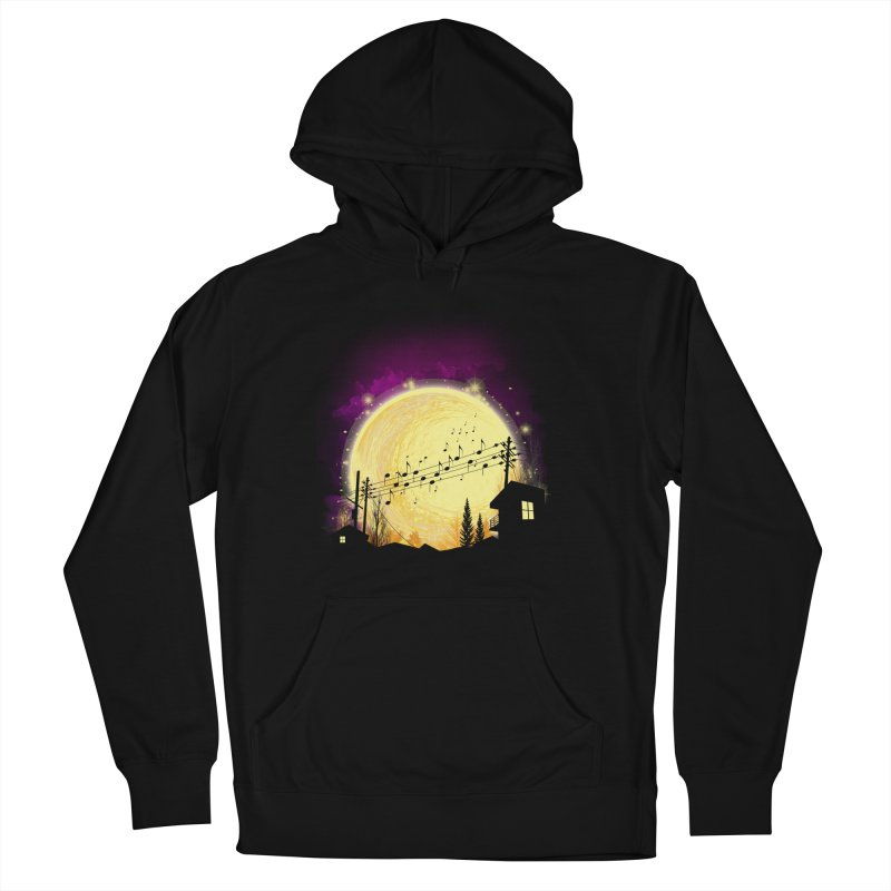 moonote Men's Pullover Hoody by hd's Artist Shop