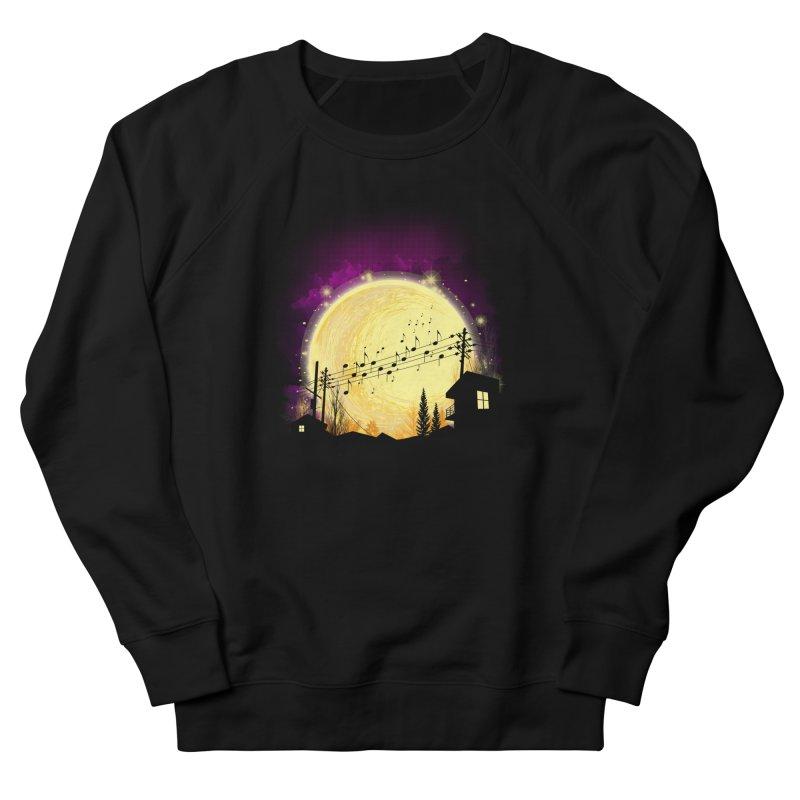 moonote Men's Sweatshirt by hd's Artist Shop