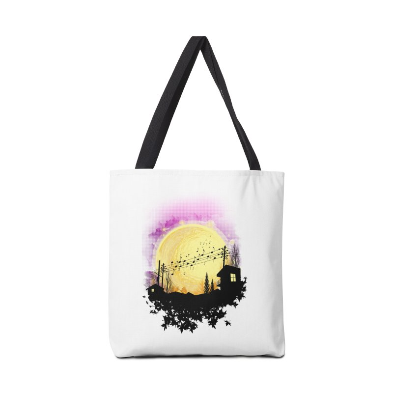 moonote Accessories Bag by hd's Artist Shop