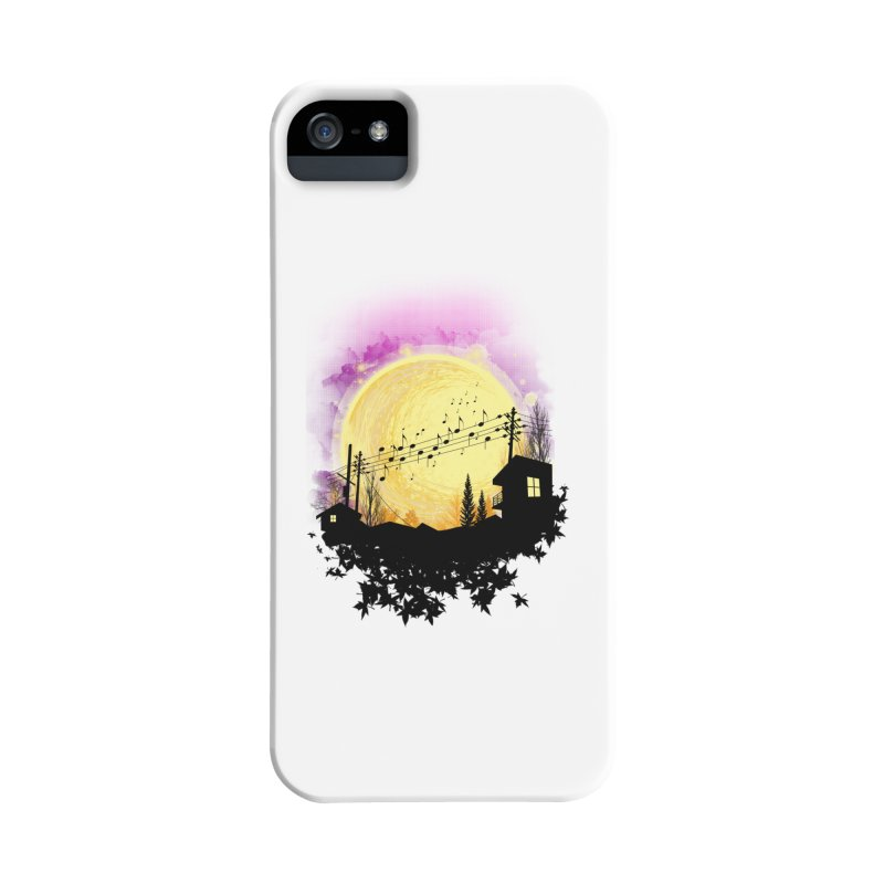 moonote Accessories Phone Case by hd's Artist Shop