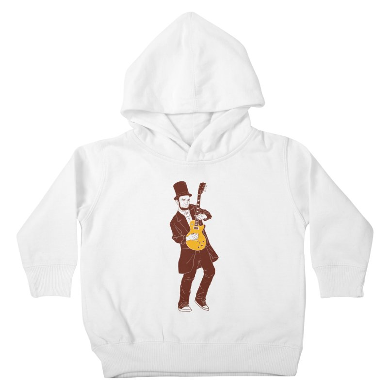 abraham slash Kids Toddler Pullover Hoody by hd's Artist Shop