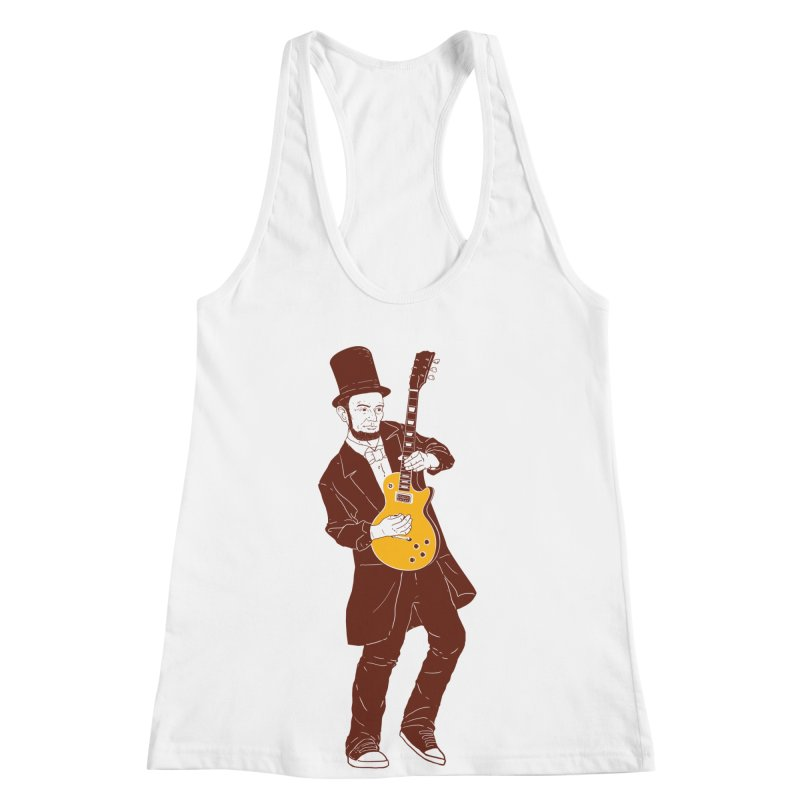 abraham slash Women's Tank by hd's Artist Shop