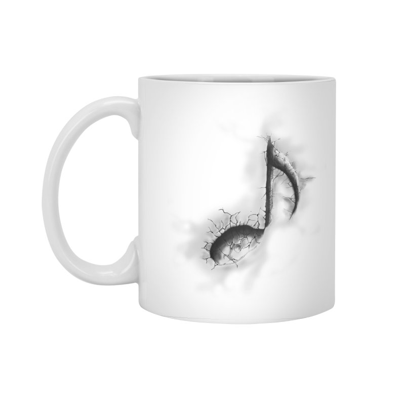 noted Accessories Mug by hd's Artist Shop