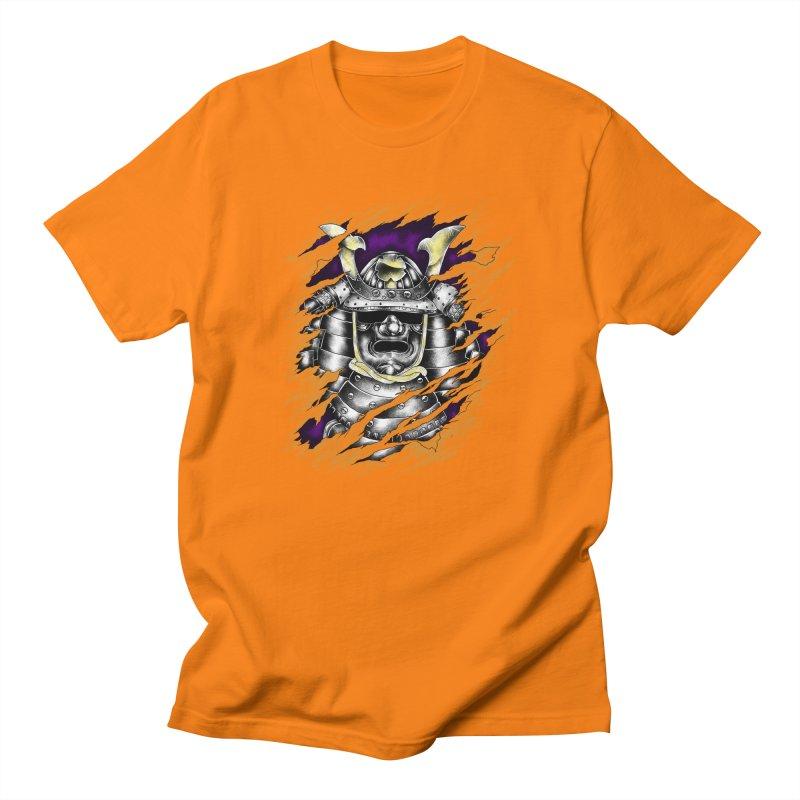 samurai Men's T-Shirt by hd's Artist Shop
