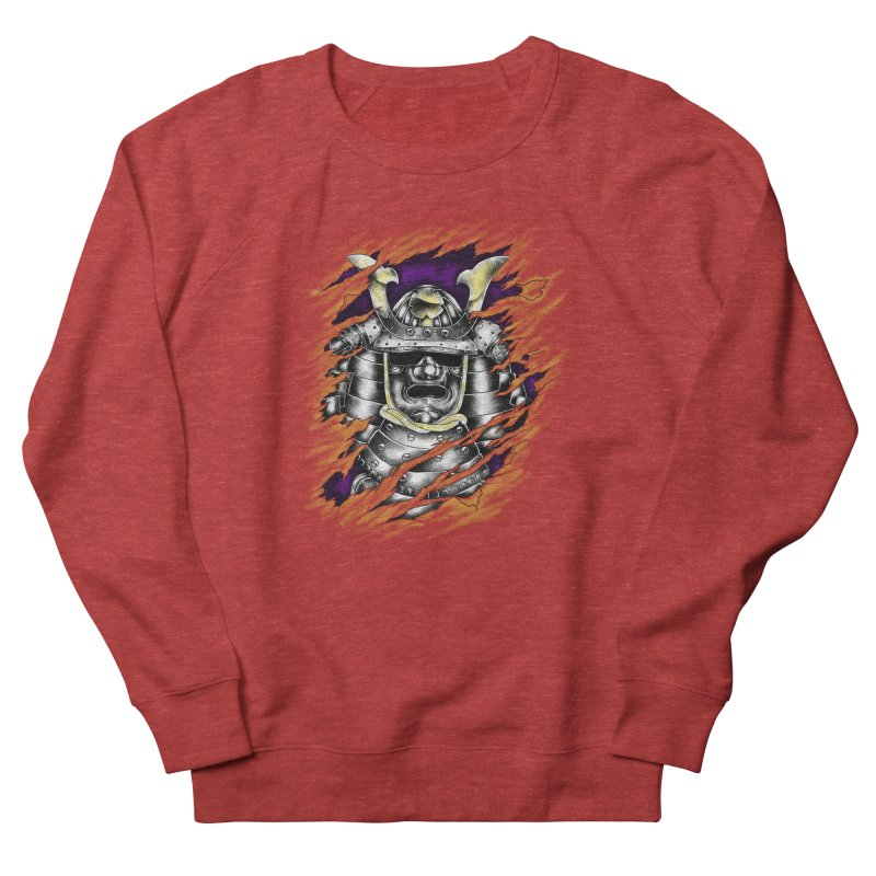samurai Women's Sweatshirt by hd's Artist Shop