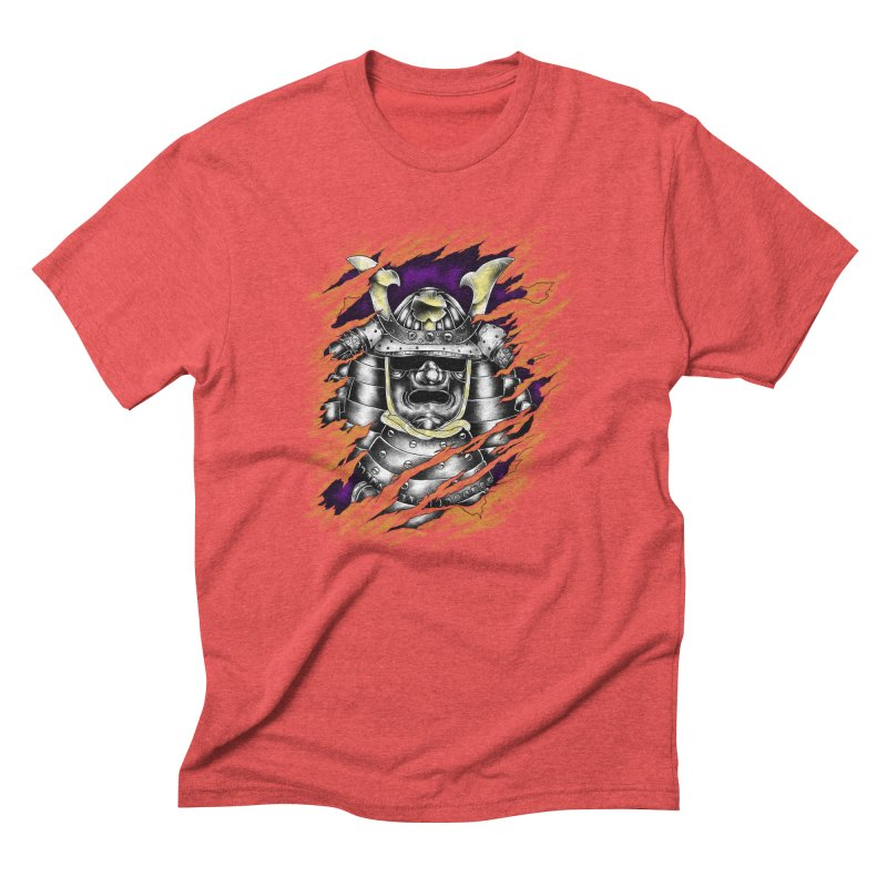 samurai Men's T-Shirt by hd's Artist Shop