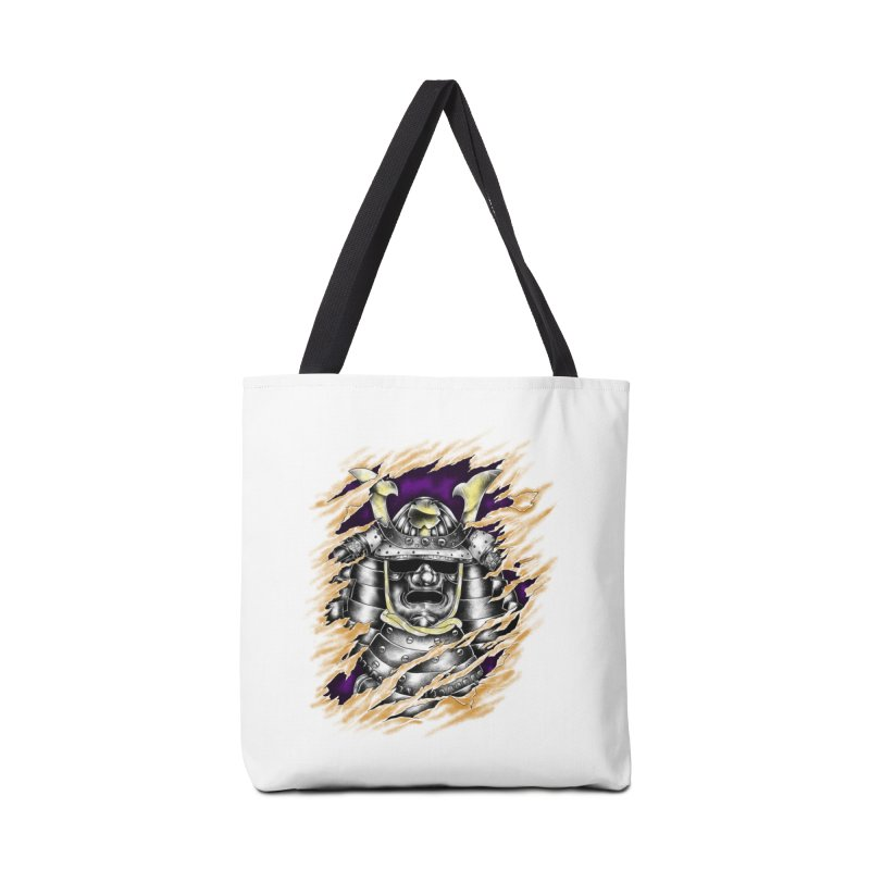 samurai Accessories Bag by hd's Artist Shop
