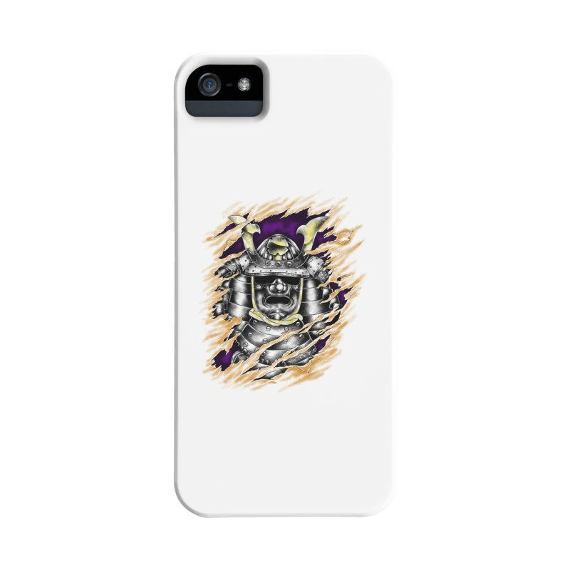 samurai Accessories Phone Case by hd's Artist Shop