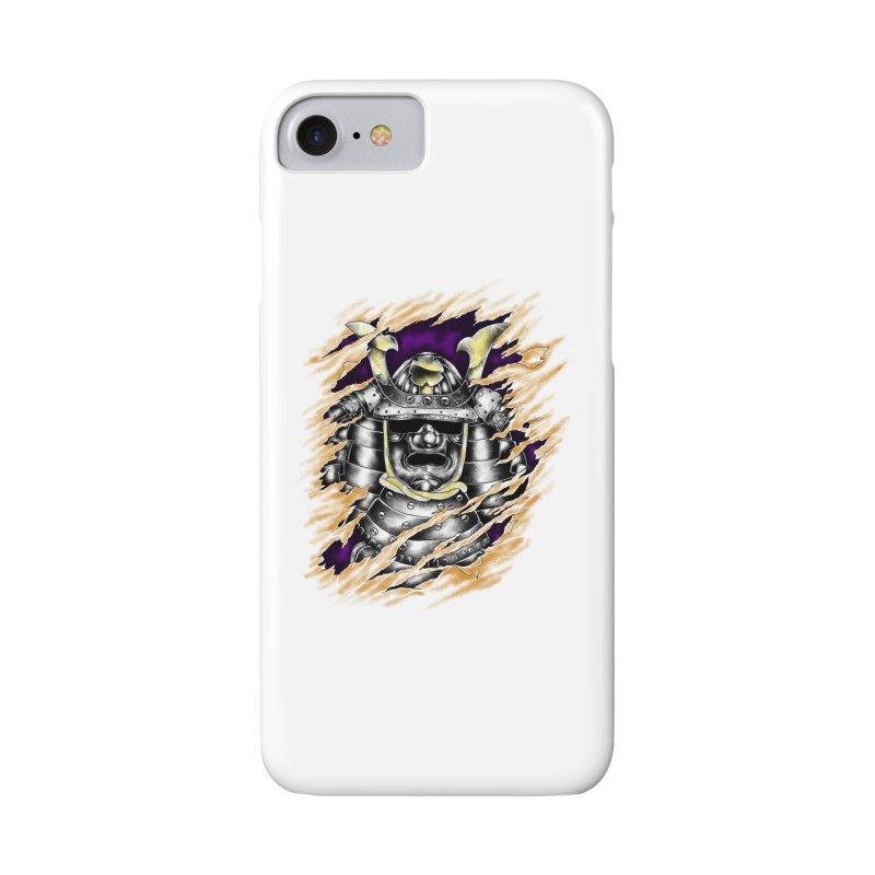 samurai Accessories Phone Case by hd's Artist Shop