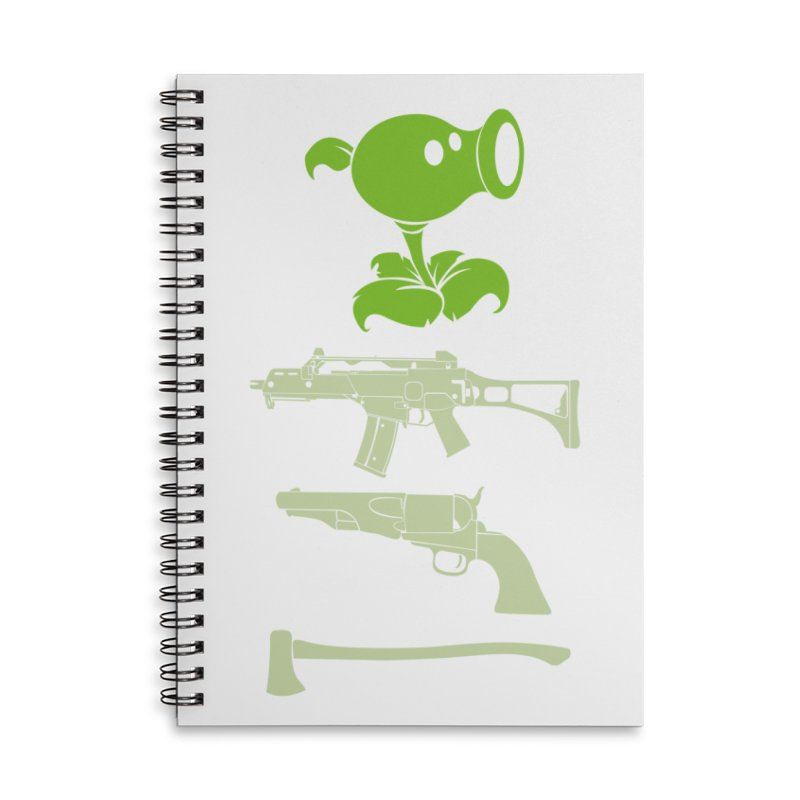 choose yours Accessories Lined Spiral Notebook by hd's Artist Shop