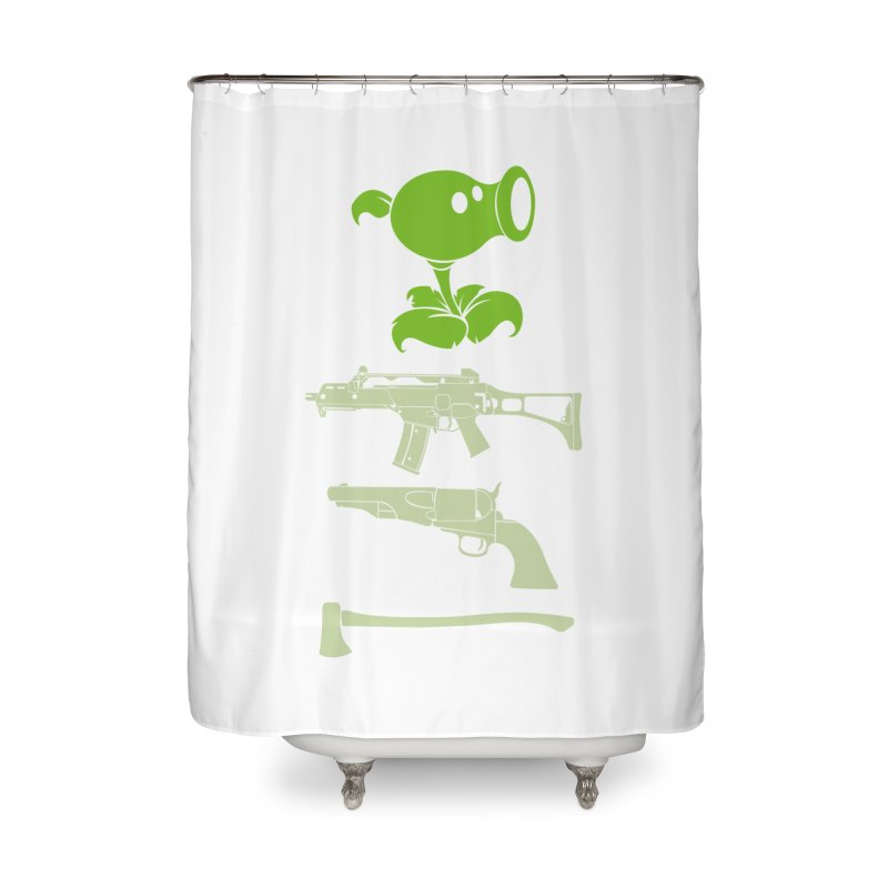 choose yours Home Shower Curtain by hd's Artist Shop