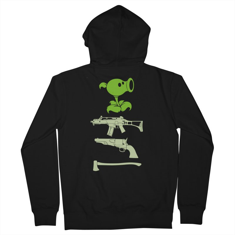 choose yours Men's Zip-Up Hoody by hd's Artist Shop