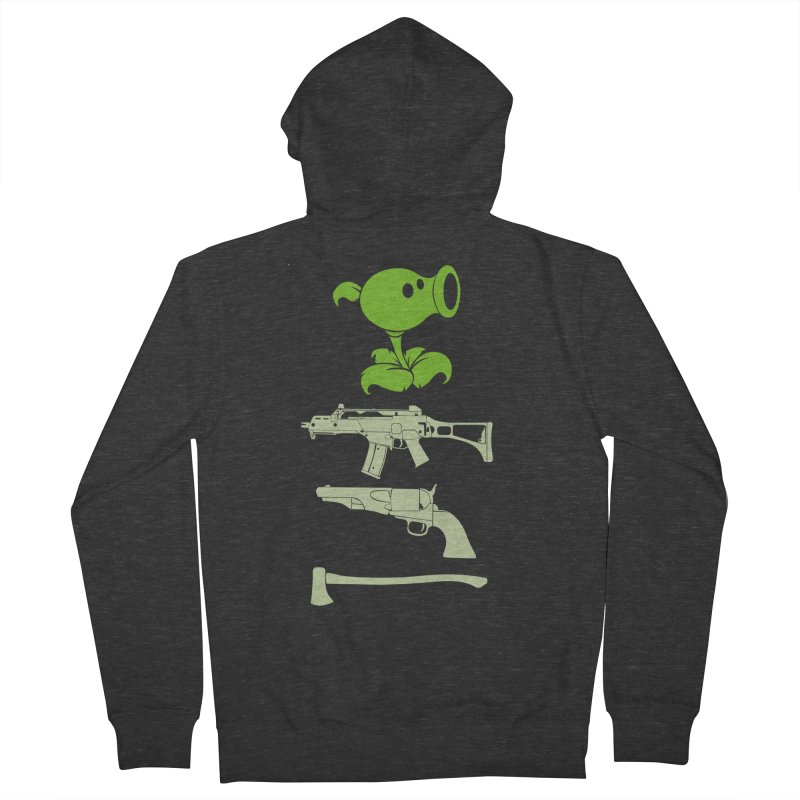 choose yours Women's French Terry Zip-Up Hoody by hd's Artist Shop