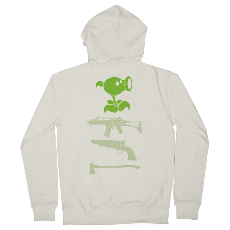 choose yours Men's French Terry Zip-Up Hoody by hd's Artist Shop