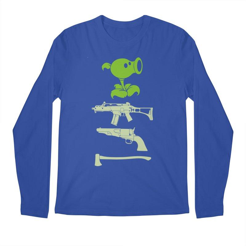 choose yours Men's Regular Longsleeve T-Shirt by hd's Artist Shop