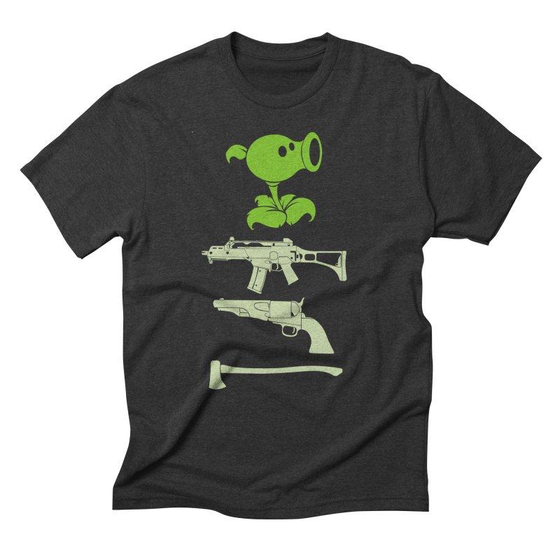 choose yours Men's Triblend T-Shirt by hd's Artist Shop