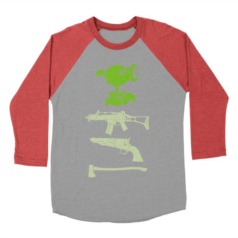 choose yours Men's Baseball Triblend Longsleeve T-Shirt by hd's Artist Shop